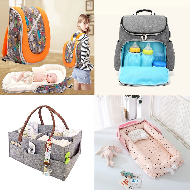Maternal Mummy Bag Backpack Organizer